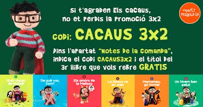 Cupo Cacaus3x2