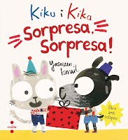 Kiku i Kika, Sorpresa, sorpresa!